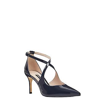 Neuf West Womens micaela Pointed Toe Ankle Strap Classic Pumps