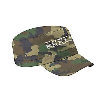 Burzum Army Cap Band Logo hvis lyset tar oss new Official Camo