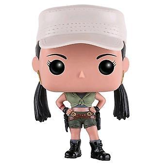 The Walking Dead Rosita Pop! Winylu