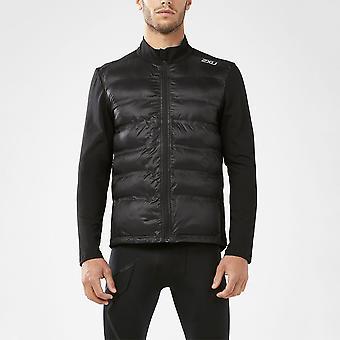 2XU Heat Half Puffer Jacket