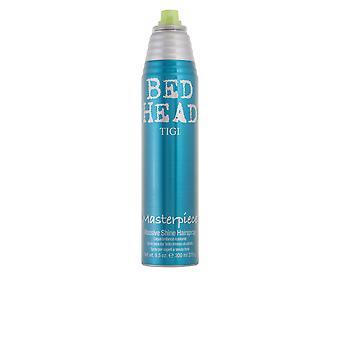 Tigi Bed cabeça obra maciça Shine Spray de cabelo 340 Ml unissex