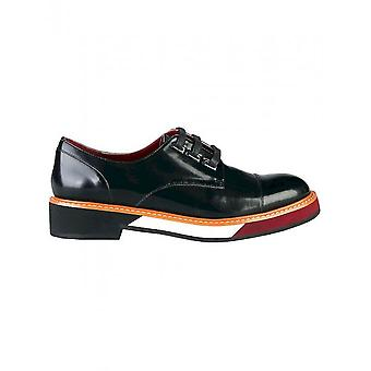 Ana Lublin - Shoes - Lace-up Shoes - CATHARINA_NERO - Women - Schwartz - 40