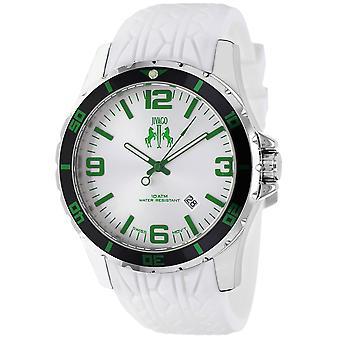 Jivago Men's Ultimate White Dial Watch - JV0116