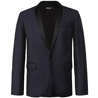 Dsquared2 DSquared2 Navy Classic Blazer