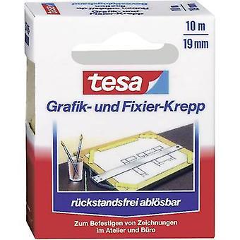 TESA® handwerk Graphics Crêpe 10 m x 19 mm
