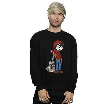 Disney Men-apos;s Coco Miguel avec Sweatshirt Guitare