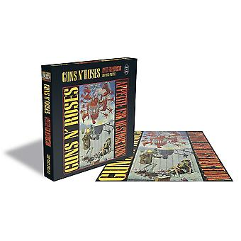 Rocksaws - appetite for destruction - guns n roses 500pc puzzle