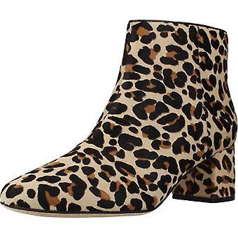Clarks Botines  Sheer Flora Color Leopard