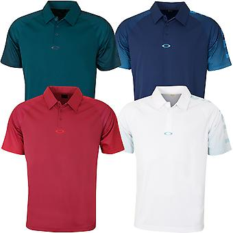 Chemise Polo Oakley Mens Graphic Logo Sleeves