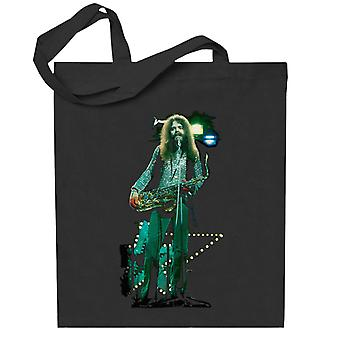 TV Times Roy Wood Of Wizzard Totebag