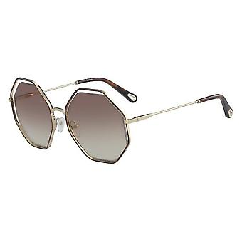 Chloe Poppy CE132S 205 Bronze-Havanna/Brown Gradient Sonnenbrille