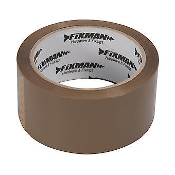 Braunes Packband - 48mmx66m