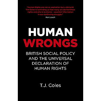 Human Wrongs by T.J. Coles