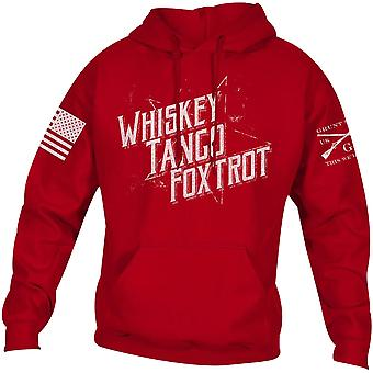 Grunt Style WTF II Pullover Hoodie - Red