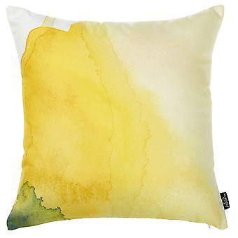 Vesiväri sunrise unelma koristeellinen heittää tyynyn kansi