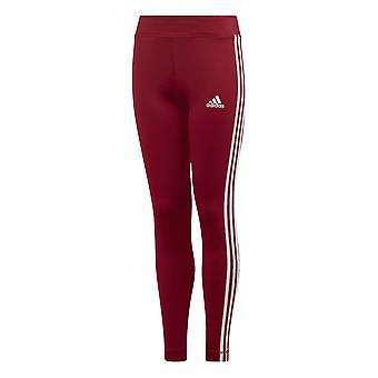Adidas Girls Training 3-stripe Tight
