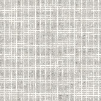 Tile Wallpaper Mosaic Glitter Effect Grey White Kitchen Bathroom Washable Vinyl