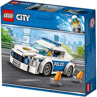 LEGO 60239 City Police Police Patrol Car