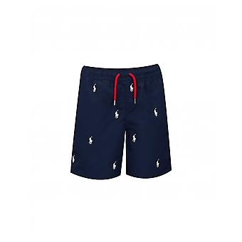 Polo Ralph Lauren Childrenswear Schiffli Swim Shorts