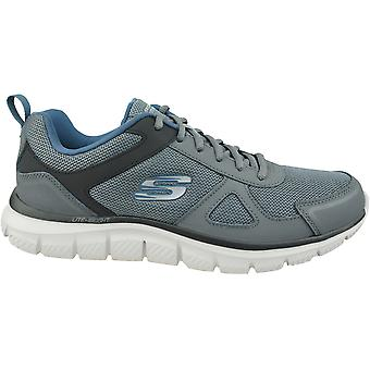 Skechers Track-Scloric 52631-GYNV Mens running shoes