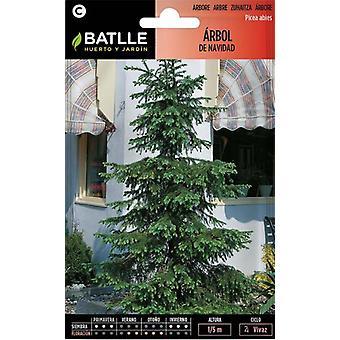 Batlle Christmas Tree (Garden , Gardening , Seeds)