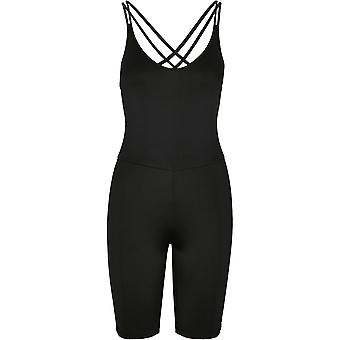 Urban Classics Damen Jumpsuit Cycle