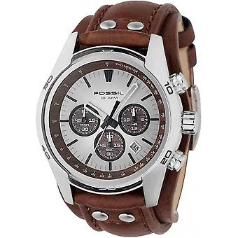 Montre Fossil Cuir CH2565 - Homme