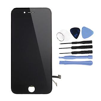Stuff Certified® iPhone 7 Screen (Touchscreen + LCD + Parts) A + Quality - Black + Tools