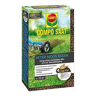 COMPO SAAT® بعد موس الحديقة، 1 كجم