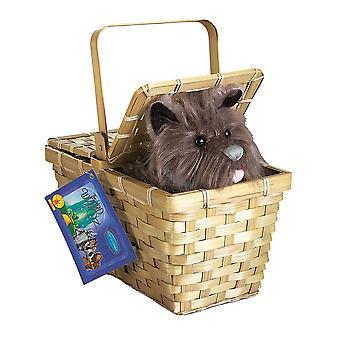 Toto in Basket Deluxe