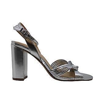 BADGLEY MISCHKA Dámske Krystal Open Toe ležérne mule sandále