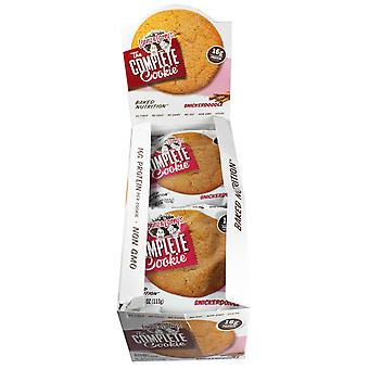 Lenny & Larry's Complete Cookies In Flavour Snickerdoodle Box Of 12 Cookies