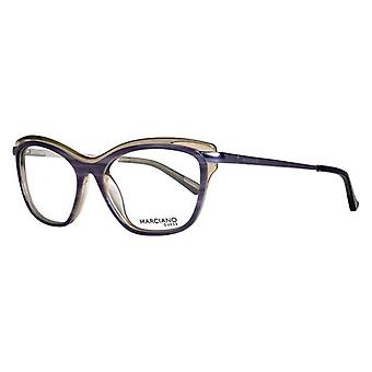 Ladies'Spectacle frame Guess Marciano GM228 (ø 53 mm) Blue Transparent (ø 53 mm)