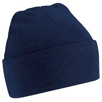 Beechfield Unisex Junior Kids Knitted Soft Touch Winter Hat