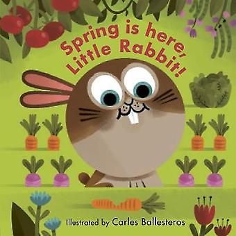 Spring Is Here - Little Rabbit! by Carles Ballesteros - 9780711247512