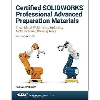 Certified Solidworks Professional Advanced Preparation Material (Soli