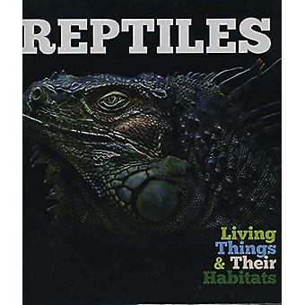 Reptiles by Grace Jones - 9781912171828 Book