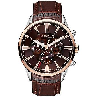 Roamer mens watch superior Chrono 508837 41 65 05