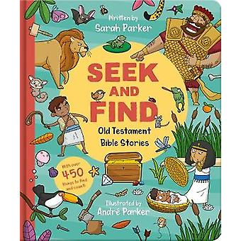 Seek and Find - Old Testament Bible Stories - With over 450 things to f