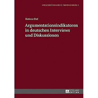 Argumentationsindikatoren i Deutschen Intervjuer Und Diskussion av