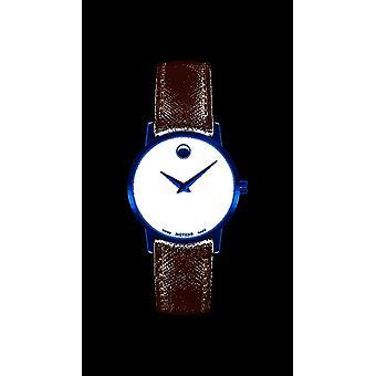 Movado - Montre-bracelet - Dames - 0607205 - MUSEUM CLASSIC - Quartz Watch