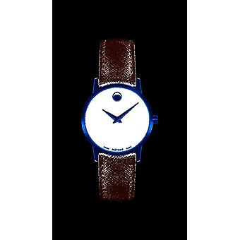 Movado - Armbandsur - Damer - 0607205 - MUSEUM CLASSIC - Kvarts klocka