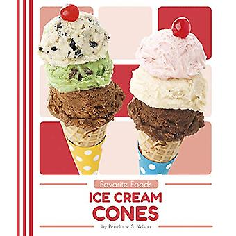 Favorite Foods - Ice Cream Cones by Penelope S. Nelson - 9781641855617
