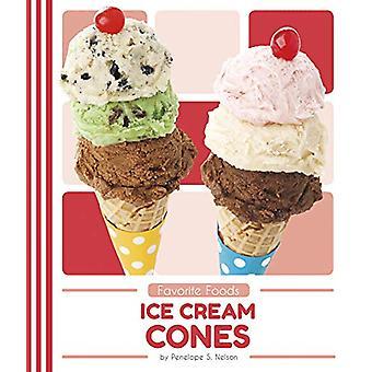 Aliments préférés - Ice Cream Cones par Penelope S. Nelson - 9781641855617
