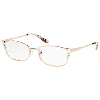 Michael Kors Van Vicente MK3020 1175 Rose Gold-Silver Tone Glasses
