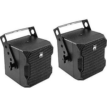 Omnitronic BOB-4 Passzív PA hangszóró 10 cm 4 inch 75 W 1 Pár