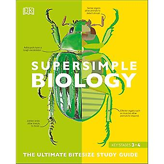 Biology - The Ultimate Bitesize Study Guide by DK - 9780241390467 Book