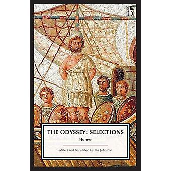 The Odyssey - Selections by Homer - 9781554814268 Book