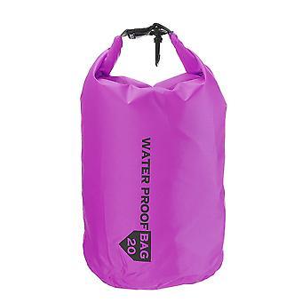 Saco de armazenamento impermeável para viagens de camping de canoagem de caiaque