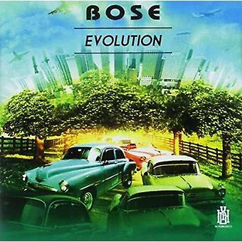 B.O.S.E. - Evolution [CD] USA import